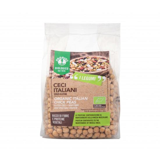 Probios 400 g chickpeas organic - free of gluten
