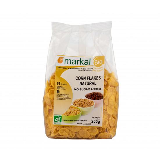 MARKAL 200GM ORGANIC CORN FLAKES